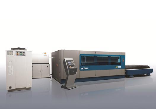 """Máquinas Corte Laser - LE """"Efficiency"""""""