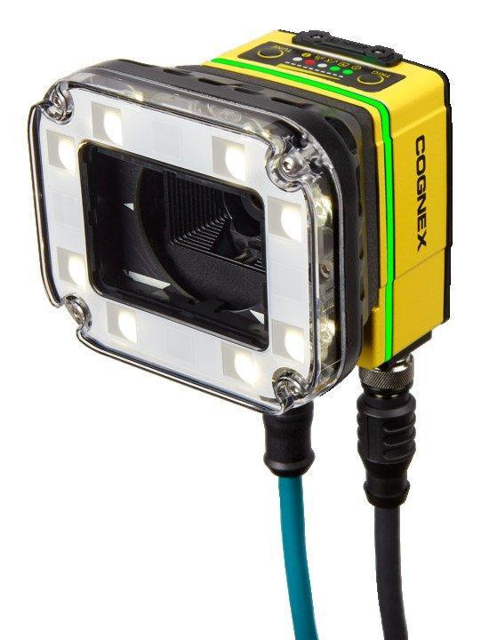 Vision-System In-Sight 7800 - Vielseitig konfigurierbares, schnelles und robustes Bildverarbeitungssystem