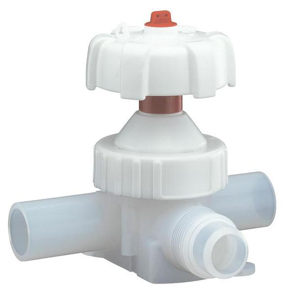 GEMÜ C67 - Manually operated diaphragm valve