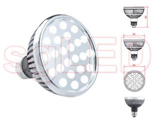 Ampoules LED E27 - 10-E27PAR30-20W-01