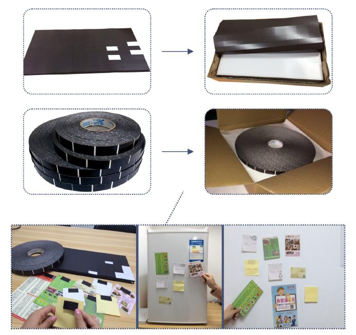 Magnetic Stationary