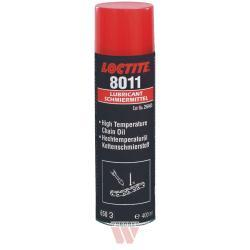 Loctite LB 8011 (Lubricants) - Yellow synthetic spray oil for chain lubrication