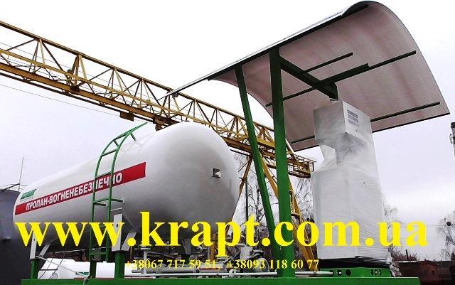 Модуль для газа, газовая заправка LPG
