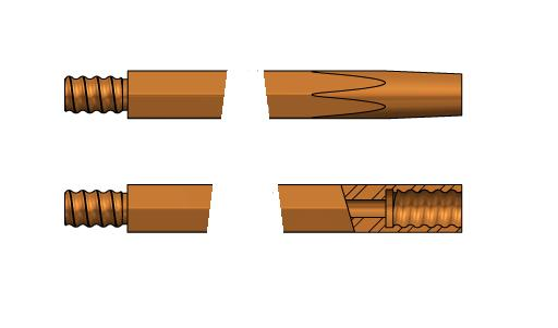 DRILLING RODS -