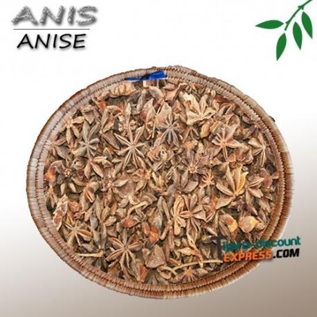 Anis Étoilé (badiane) - Herbes / Plantes / Épices en vrac