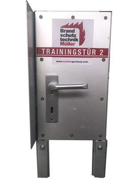 Modul 2 - Aufsatzmodul Zerstörungsfreies Öffnen - Trainingstüren