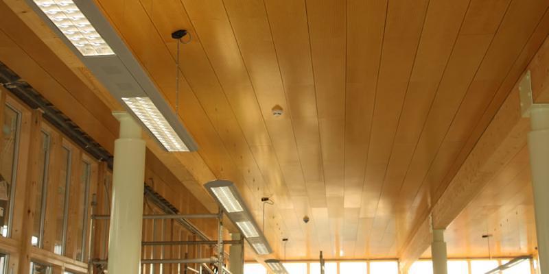 Panneaux acoustiques en bois - Woodsorba