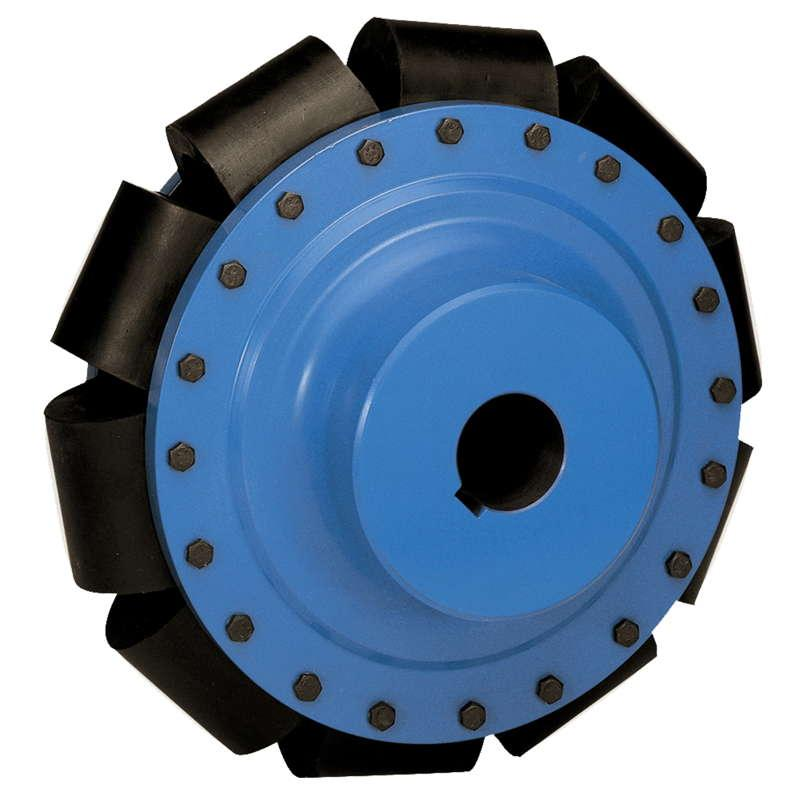 Highly flexible couplings - MULTI CROSS FORTE