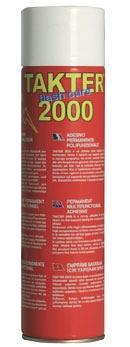 TAKTER® 2000 - Adesivo spray per tessile