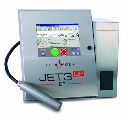 LEIBINGER JET3up EP - Industrial inkjet printer