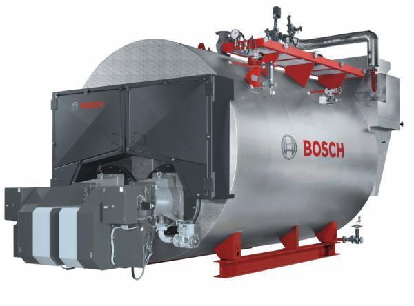 Dampfkessel - Typ ZFR, ZFR-X - Dampfkessel / Öl / Gas / Flammrohr - Typ ZFR, ZFR-X