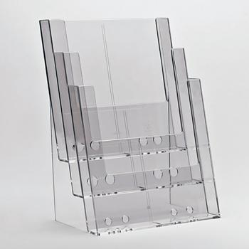 Standaard displays voor documenten - Taymar® gamma: brochurehouder: 3C230