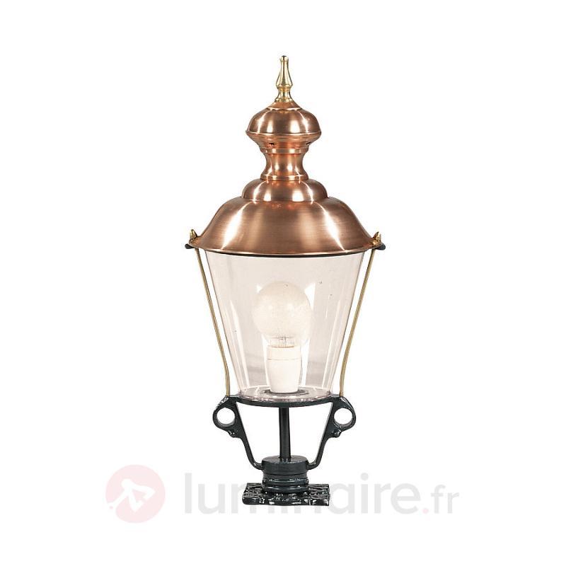 Luminaire pour socle K43 - Toutes les bornes lumineuses