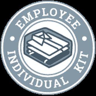 Employee individual kit - Confezioni dipendente -Consegna kit completi nominali