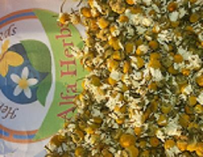 chamomile - chamomile flowers