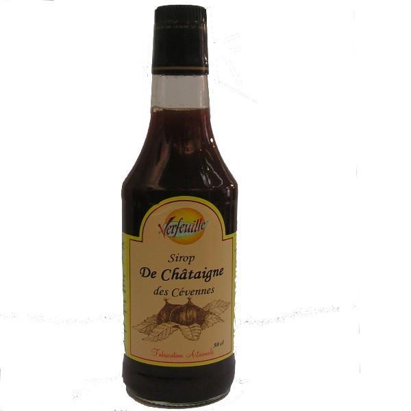 SIROP A LA CHATAIGNE - Boissons
