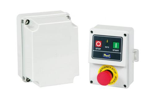 Box Bassa Tensione 24V 14BT-BOX 10HP 7,5Kw 16,5A - null