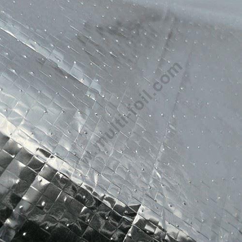 Fire Retardant Aluminium Foil - Multi Foil Insulation