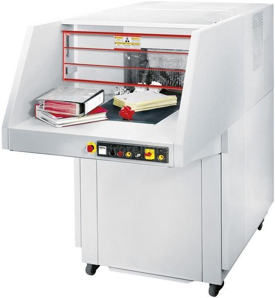 Destructeur de papier IDEAL 5009 À Grand Volume -  Forte Capacité de destruction de papier et de classeurs