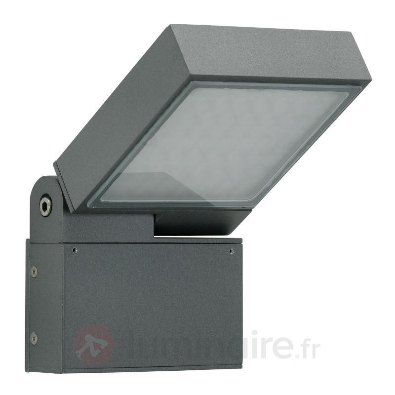 LED d'extérieur flexible FlexFlat anthracite - Appliques d'extérieur LED