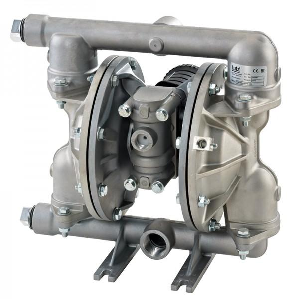 "Double diaphragm pump 1"" made of stainless steel... - Metallic Version"