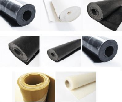 gummidug - Rubber sheet