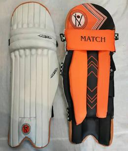 Match batting pad