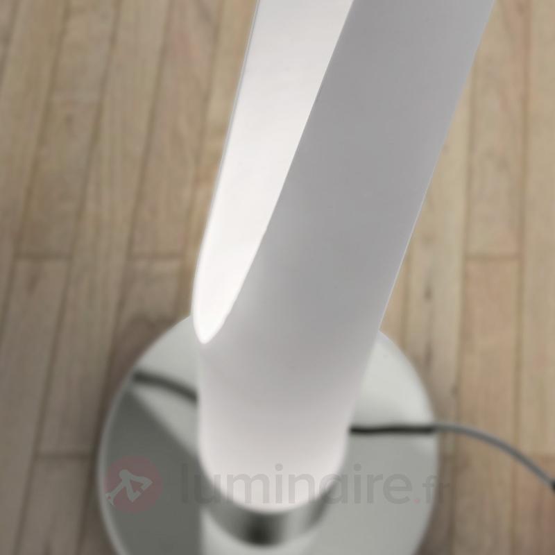 Lampadaire LED Delf avec variateur intégré - Lampadaires LED