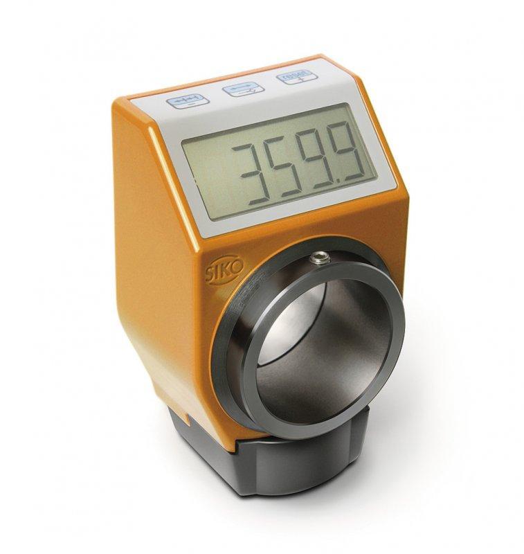 电子式位置指示器 DE10 - 电子式位置指示器 DE10, 用于大的轴直径
