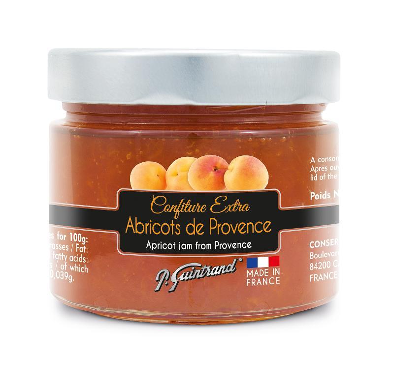 Confiture extra d'abricot - Bocal en Verre de 314 ml
