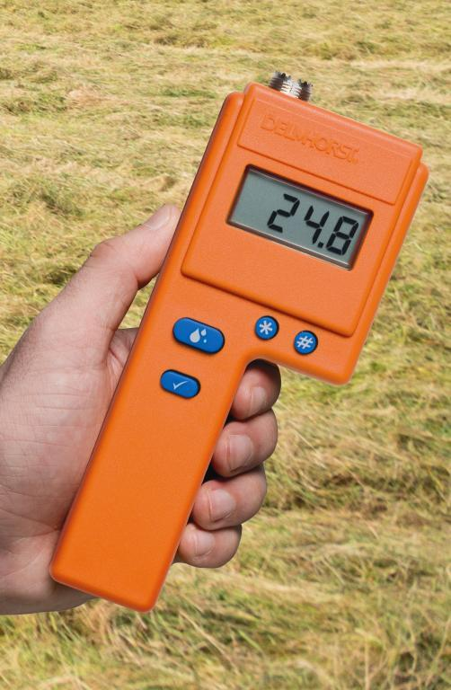 Hay moisture meter, FX-2000 - Agriculture