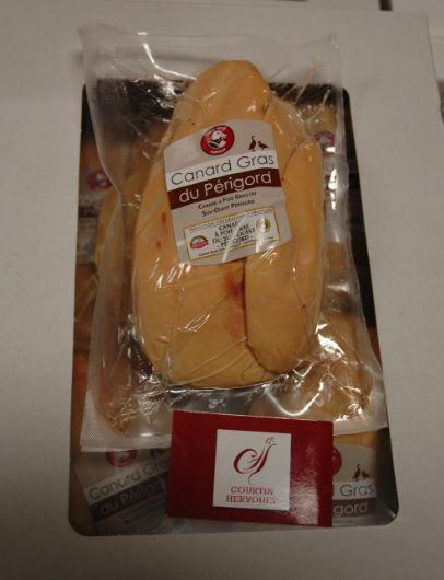 Foie gras de canard IGP