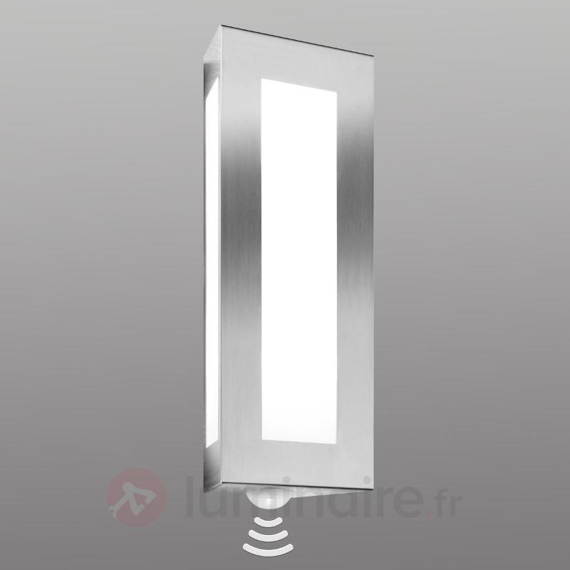 Applique d'extérieur décorative Lija - Appliques d'extérieur avec détecteur