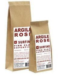 Argile rose - null
