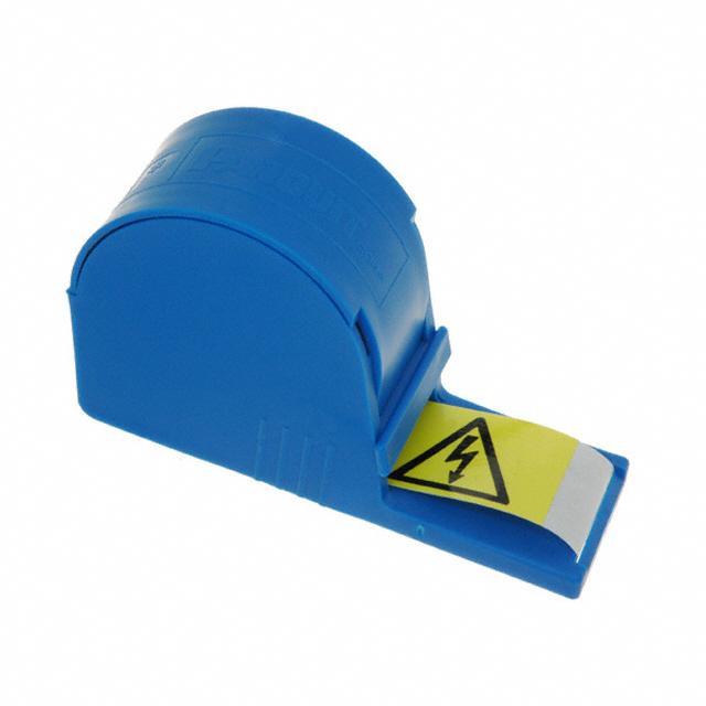 """LABEL ELECTRL WARN 1.5""""X1"""" 200PC - Panduit Corp PLD-56"""