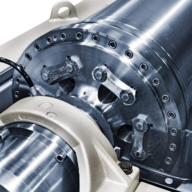 Tricanter® - Tricanter®: Die 3-Phasen-Dekanter Zentrifuge von Flottweg für Ihre Anwendung.