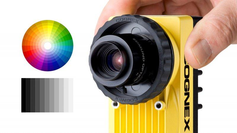 Vision-System In-Sight 5705C - Leistungsstarkes Vision-System für Anwendungen mit hochauflösenden Farbbildern