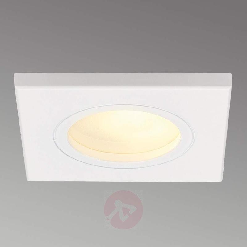 FGL SQUARE Recessed Spot - High-Voltage Spotlights