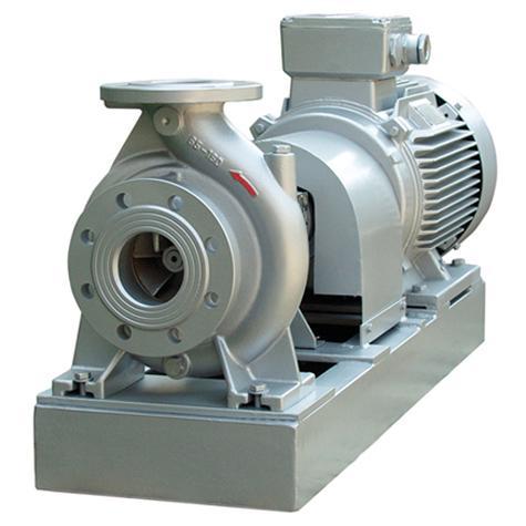 Pompe centrifughe normalizzate per olio diatermico » Serie FNY