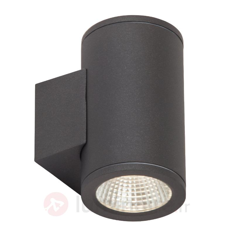 Applique d'extérieur LED Argo à deux lampes - Appliques d'extérieur LED