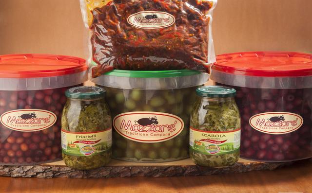 olive e sott'olio