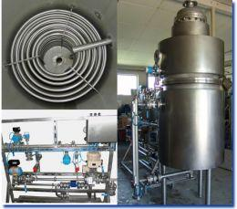 Plants Special-purpose Solutions - Methanol Steam Generator