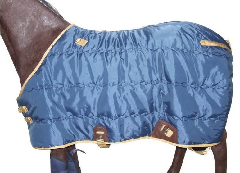420D oxford cloths,200g/㎡cotton &210T Polyester  horse rug - Horse Net Rugs; Horse Blankets Horse Rugs
