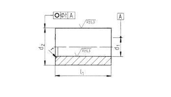 Bohr- und Schneidbuchsen - Schneidbuchsen DIN 9845