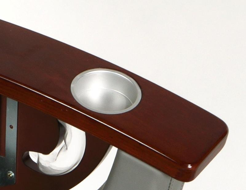 Embedded Cup Holder - null
