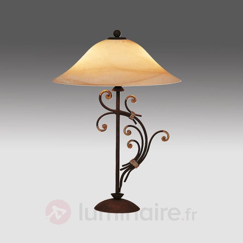 Lampe à poser Florence au style Florentin - Lampes à poser style florentin