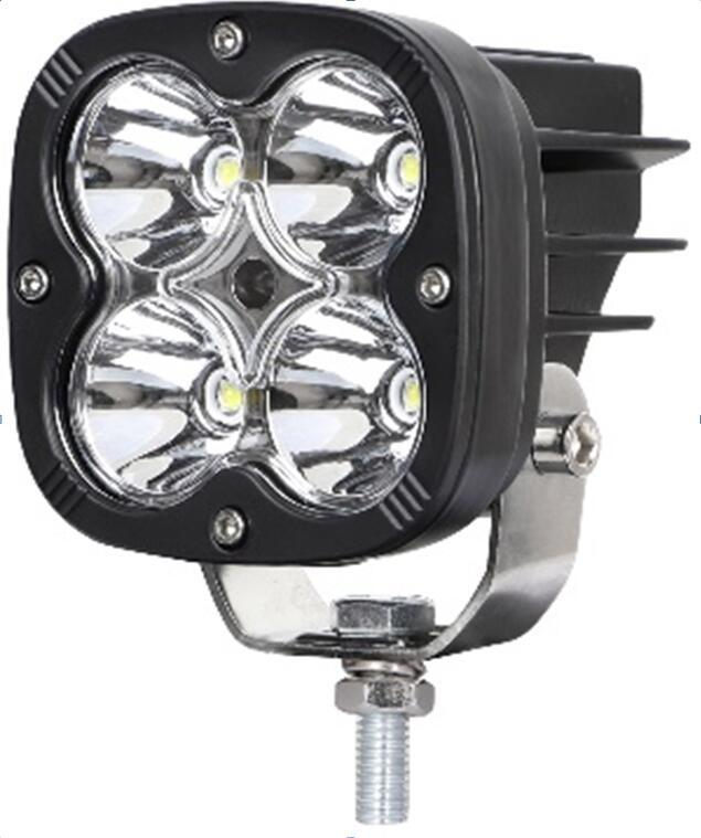 3.5 Inch LED Work Light 40 Watt 10-80V Input - truck light tractor light suv light auxiliary light