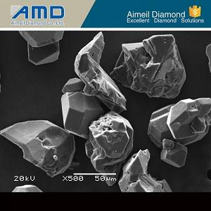 Синтетический алмаз из смолы