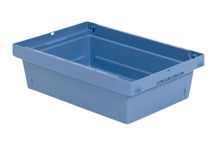 Nestable Box: Nestro 6417 S - Nestable Box: Nestro 6417 S, 600 x 400 x 173 mm