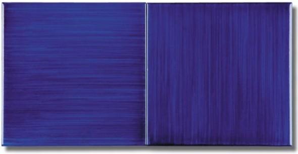 I Colori Vietresi - Pennellato - Blu Cobalto